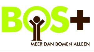 Logo BOS plus qua 100mm
