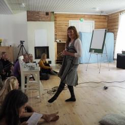 Kirsi Salonen, foto by Sara Malve-Ahlroth