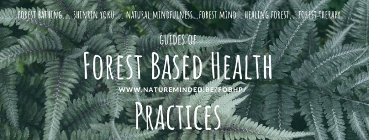 Forest Based Health Practices